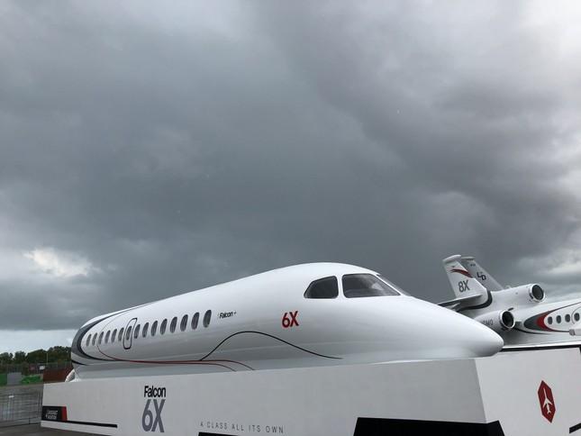 Máy bay mới – tâm điểm triển lãm hàng không lớn nhất châu Á ảnh 5