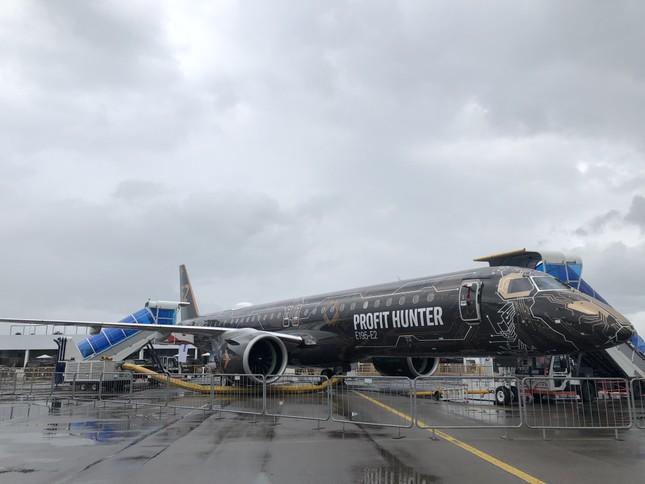 Máy bay mới – tâm điểm triển lãm hàng không lớn nhất châu Á ảnh 6