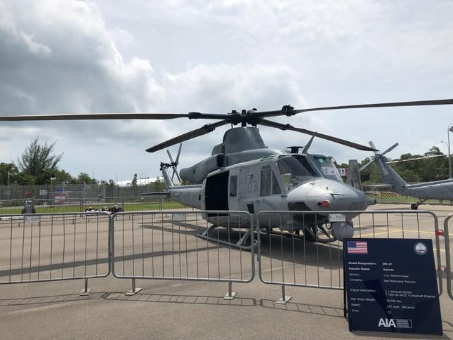 Những máy bay quân sự đình đám ở Singapore Airshow ảnh 13