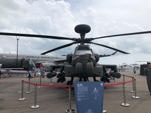 Những máy bay quân sự đình đám ở Singapore Airshow ảnh 5