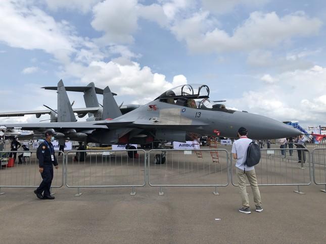 Những máy bay quân sự đình đám ở Singapore Airshow ảnh 9