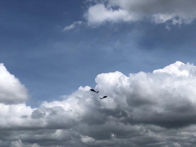 Những máy bay quân sự đình đám ở Singapore Airshow ảnh 22