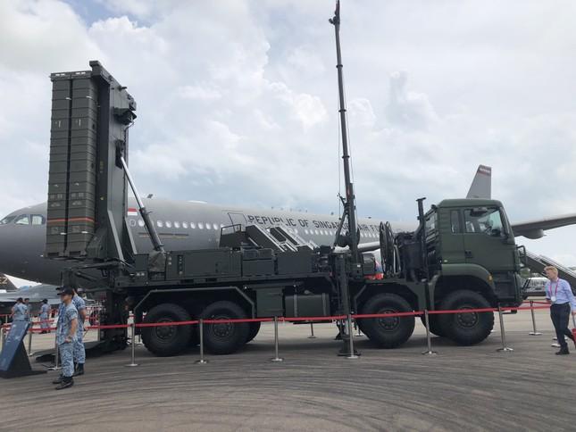 Những máy bay quân sự đình đám ở Singapore Airshow ảnh 10