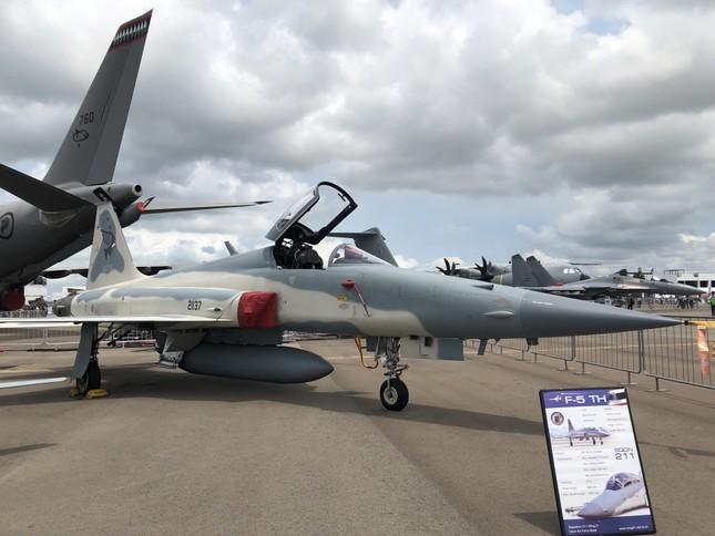 Những máy bay quân sự đình đám ở Singapore Airshow ảnh 2