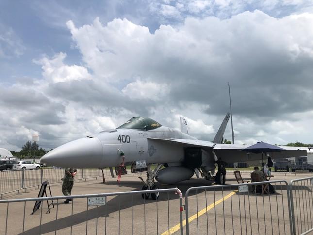Những máy bay quân sự đình đám ở Singapore Airshow ảnh 18