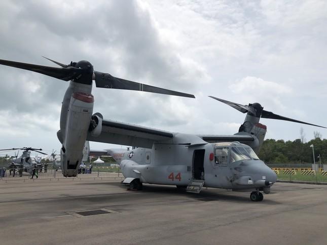 Những máy bay quân sự đình đám ở Singapore Airshow ảnh 14