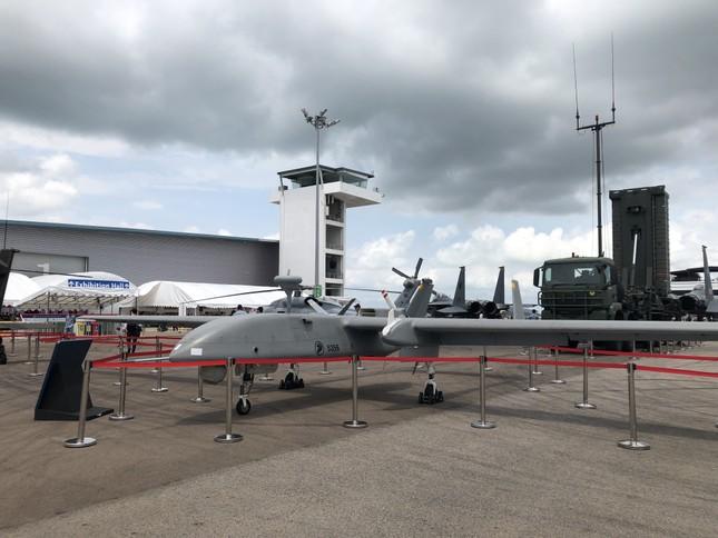 Những máy bay quân sự đình đám ở Singapore Airshow ảnh 11