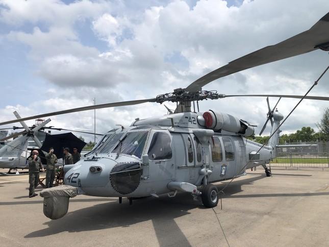 Những máy bay quân sự đình đám ở Singapore Airshow ảnh 15