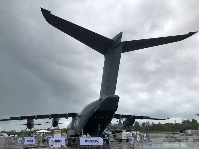 Những máy bay quân sự đình đám ở Singapore Airshow ảnh 3