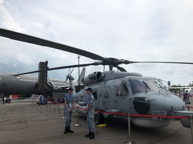 Những máy bay quân sự đình đám ở Singapore Airshow ảnh 12