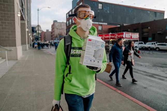 Cộng đồng người Việt ở Seattle giúp nhau phòng chống dịch ảnh 2