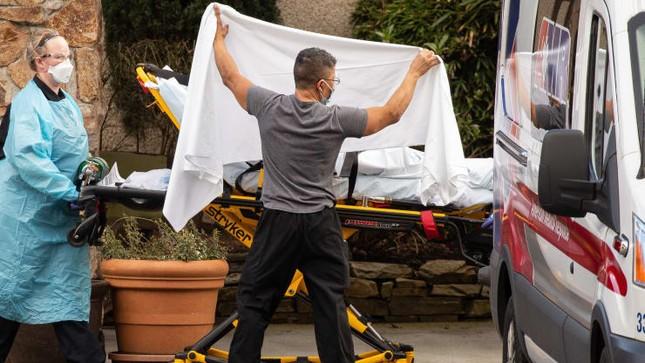 Số bệnh nhân Covid-19 chết ở Italy vượt Trung Quốc ảnh 2