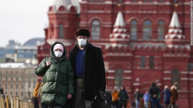 Vì sao Nga ít người mắc Covid-19? ảnh 1