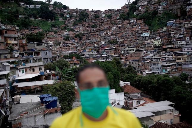 Brazil cực nhọc vật lộn với COVID-19 ảnh 26