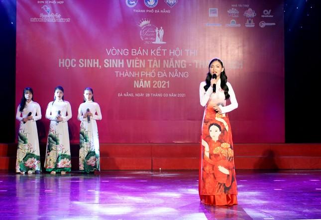 Học sinh, sinh viên thanh lịch Đà Nẵng khoe sắc với áo dài ảnh 7