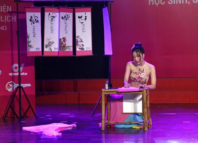 Học sinh, sinh viên thanh lịch Đà Nẵng khoe sắc với áo dài ảnh 10