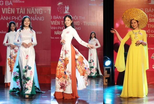 Học sinh, sinh viên thanh lịch Đà Nẵng khoe sắc với áo dài ảnh 5