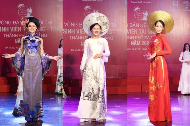 Học sinh, sinh viên thanh lịch Đà Nẵng khoe sắc với áo dài ảnh 4