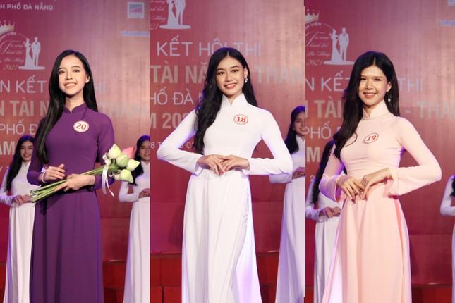 Học sinh, sinh viên thanh lịch Đà Nẵng khoe sắc với áo dài ảnh 6