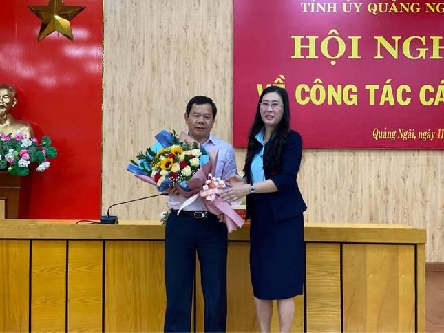 Quảng Ngãi có tân Phó Bí thư Tỉnh ủy ảnh 2