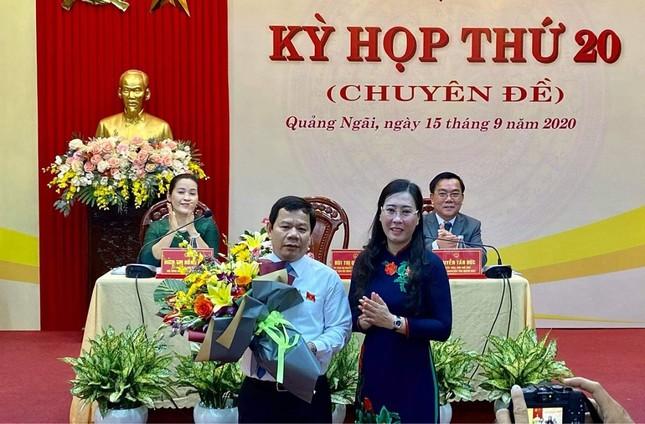 Ông Đặng Văn Minh làm Chủ tịch UBND tỉnh Quảng Ngãi ảnh 3