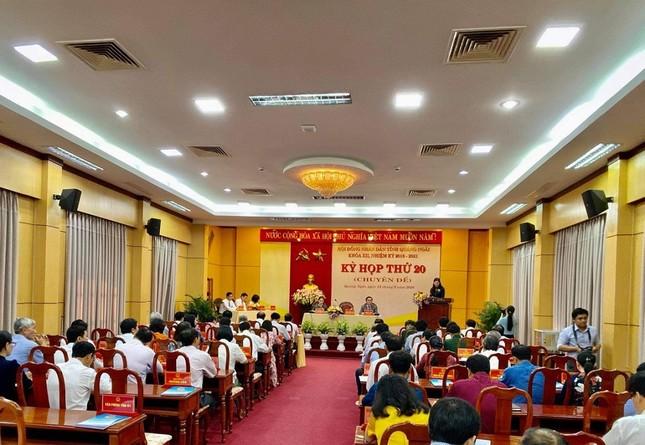 Ông Đặng Văn Minh làm Chủ tịch UBND tỉnh Quảng Ngãi ảnh 1
