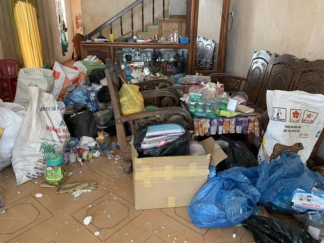 Hiện trường tan hoang vụ 'xe điên' lao vào nhà dân ở Quảng Ngãi ảnh 7