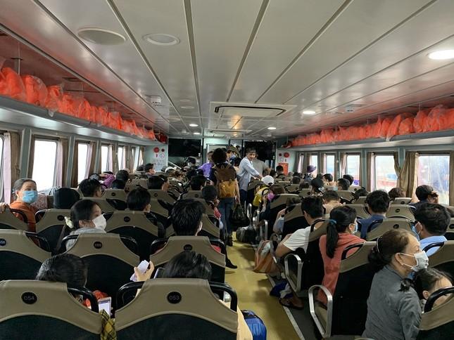 Vì sao Chủ tịch Quảng Ngãi ủng hộ việc mở tuyến đường thủy liên tỉnh Đà Nẵng - Lý Sơn? ảnh 3