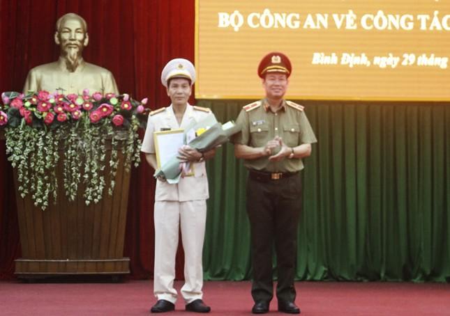Bình Định có tân Giám đốc Công an tỉnh ảnh 1