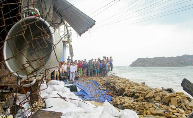 Kè chắn sóng Nhơn Hải - Quy Nhơn bao giờ về đích? ảnh 12