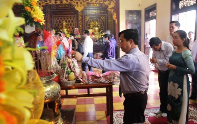 Lễ Giỗ Hoàng đế Quang Trung, ôn lại truyền thống hào hùng của phong trào nông dân Tây Sơn ảnh 3