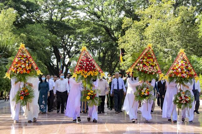 Lễ Giỗ Hoàng đế Quang Trung, ôn lại truyền thống hào hùng của phong trào nông dân Tây Sơn ảnh 1