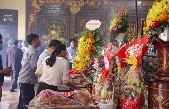 Lễ Giỗ Hoàng đế Quang Trung, ôn lại truyền thống hào hùng của phong trào nông dân Tây Sơn ảnh 4