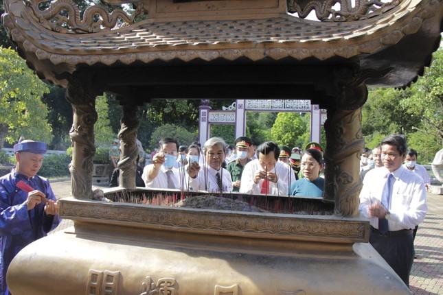 Lễ Giỗ Hoàng đế Quang Trung, ôn lại truyền thống hào hùng của phong trào nông dân Tây Sơn ảnh 2