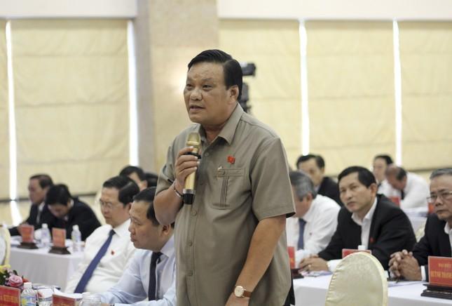 Chủ tịch UBND tỉnh được bầu làm Bí thư Tỉnh ủy Bình Định ảnh 4