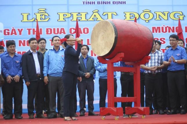 Tuổi trẻ Bình Định làm nhiều phần việc ý nghĩa chào mừng 90 năm ngày thành lập Đoàn ảnh 2