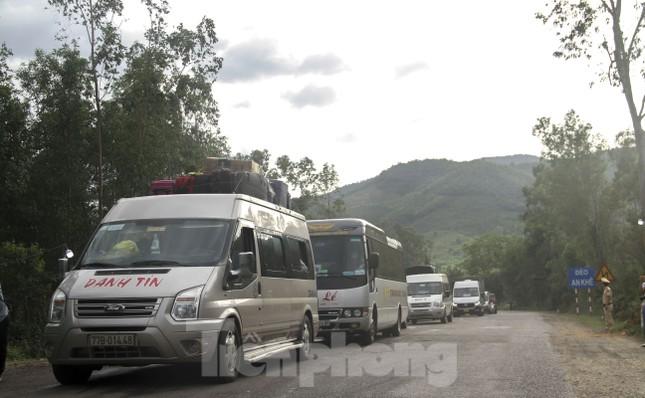 Bình Định lên phương án cấm vận chuyển hành khách từ vùng dịch vào tỉnh ảnh 3
