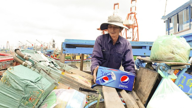 'Mang Tết' ra đảo Cù Lao Xanh ảnh 5