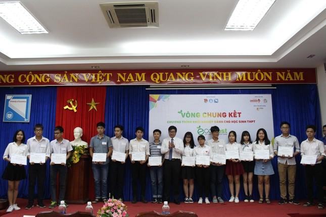 Ứng dụng hỗ trợ trẻ tự kỉ giành giải nhất Ecofest 2018 ảnh 1