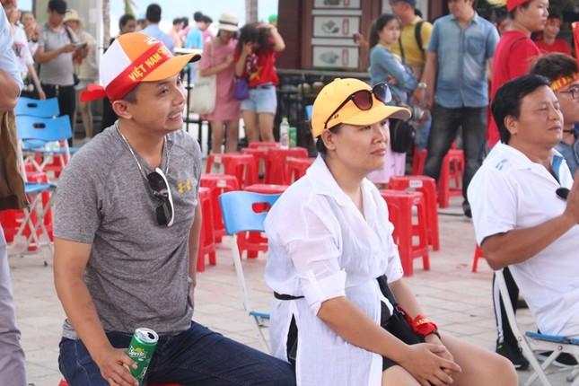 CĐV Đà Nẵng thất thần sau trận thua của Olympic Việt Nam ảnh 7