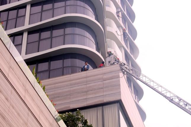 1000 người diễn tập chữa cháy tại Đà Nẵng ảnh 10