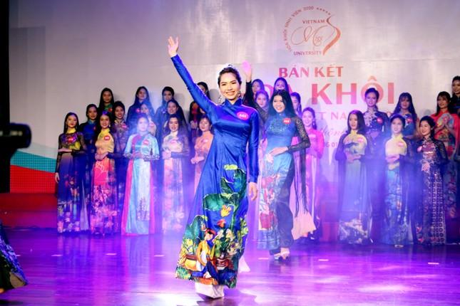 15 nữ sinh miền Trung - Tây Nguyên vào chung kết Hoa khôi Sinh viên 2020 ảnh 9