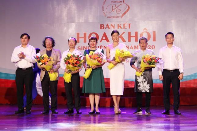 15 nữ sinh miền Trung - Tây Nguyên vào chung kết Hoa khôi Sinh viên 2020 ảnh 3