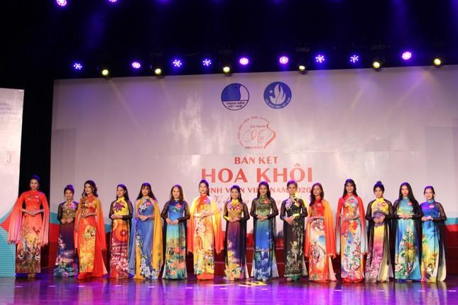 15 nữ sinh miền Trung - Tây Nguyên vào chung kết Hoa khôi Sinh viên 2020 ảnh 2