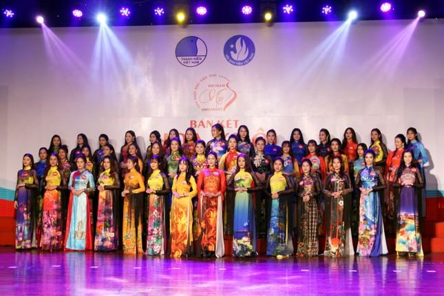 15 nữ sinh miền Trung - Tây Nguyên vào chung kết Hoa khôi Sinh viên 2020 ảnh 1
