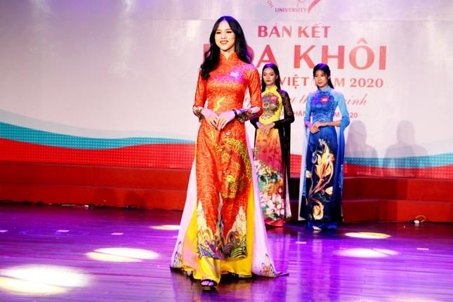 15 nữ sinh miền Trung - Tây Nguyên vào chung kết Hoa khôi Sinh viên 2020 ảnh 4