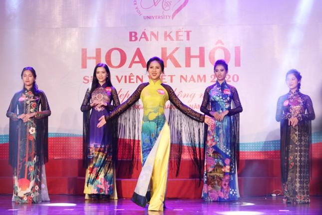 15 nữ sinh miền Trung - Tây Nguyên vào chung kết Hoa khôi Sinh viên 2020 ảnh 8