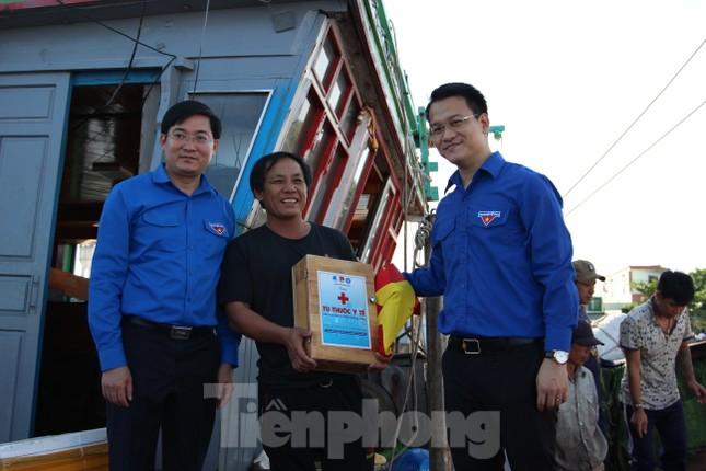 Đà Nẵng sôi nổi ra quân chiến dịch tình nguyện hè 2020 ảnh 5