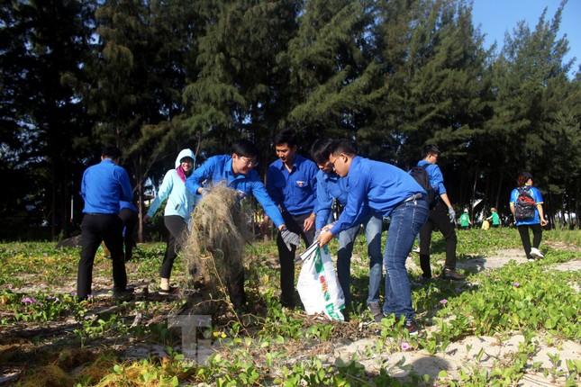 Đà Nẵng sôi nổi ra quân chiến dịch tình nguyện hè 2020 ảnh 3