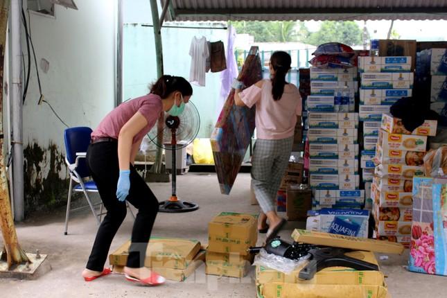 Bệnh viện dã chiến Hòa Vang chia lửa với Bệnh viện Đà Nẵng chống COVID-19 ảnh 5